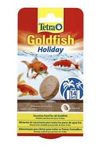 Tetra Goldfish Holiday 14 Day Fish Food Block 2x12g