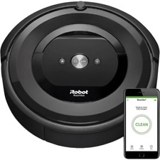 iRobot Roomba e5 Wi-Fi Connected Robot Vacuum - Charcoal