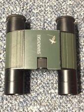 Swarovski Habicht 10x25B Compact Pocket Binoculars Green - Excellent Condition
