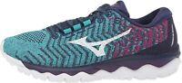 Mizuno Women's Wave Sky Waveknit 3 Running Shoe, Ceramic-white, Size 9.5 rSx1
