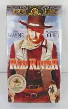 NEW Red River (VHS, 1997, Western Legends) Factory Sealed