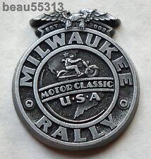 MILWAUKEE HARLEY MOTOR CLASSIC RALLY VEST JACKET PIN