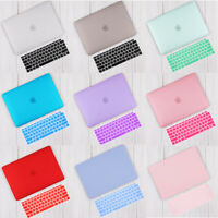 Rubberized Case For 2019 Macbook Pro 13 A2159 2018 Air 13 A1932 Retina 11 12 15""