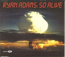 RYAN ADAMS So Alive 4TRX w/ 2 UNRELEASED & VIDEO CD single SEALED USA seller