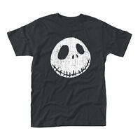 Nightmare Before Christmas T-Shirt Cracked Face Size XL PHD Merchandise shirts