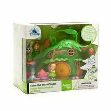 Disney Tinker Bell Animator Collection Littles Playset Tinkerbell Mini Micro Set