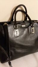 HUGO BOSS Mila-F Cow Leather Satchel/Laptop women's bag
