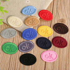 OK Fashion Garment Accessories Embroidery patch Applique Cloth sticker Patch