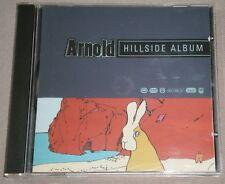 ARNOLD - HILLSIDE - CD ALBUM - 1998 - CRECD 231 - CREATION RECORDS