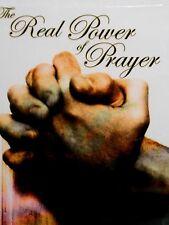 The Real Power of Prayer, New DVD! Family ,Church, Bible God Christian Religon