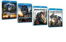Blu Ray TRANSFORMERS - Quadrilogia (4 Blu Ray)   ......NUOVO