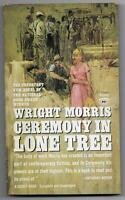 Ceremony in Lone Tree - Wright Morris [1962 Signet pb #P2182, Jerry Allison art]