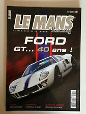 LE MANS RACING N°36 2006 FORD GT A 40 ANS