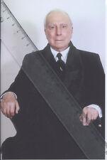Foto Autor JULIEN GREEN  Pressefoto Aufnahme 1987 - französischer Schriftsteller