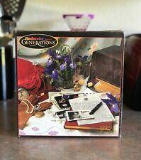 "Kodacolor GENERATIONS 1940 Memories 750 Piece Jigsaw Puzzle Complete 21"" x 21"""