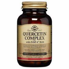 Quercetin Complex with Ester-C Plus 50 V Caps