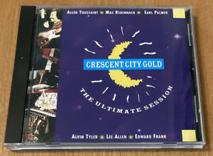 The Ultimate Session by Crescent City Gold (CD, High Street)