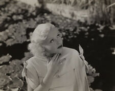 Georges Hoyningen-Huene 8x10 Photo of Actress Toby Wing for Rochas, Signed