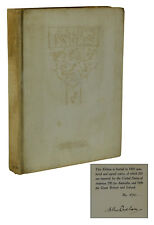 Aesop's Fables ~ Arthur Rackham ~ Signed Limited Deluxe Edition ~ 1912