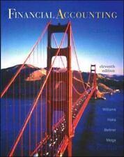 Financial Accounting w/ Net Tutor & PowerWeb by Jan Williams, Sue Haka, Mark S B