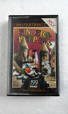 Msx Finder Keepers Mastertronic look photo