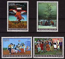 Jugoslavia 1569-72 **, Naive pittura