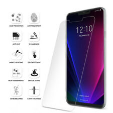 For LG G7 ThinQ Full Coverage Poetic Ultra thin Tempered Glass Screen Protector