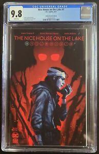 Nice House on the Lake #1 CGC 9.8 State of Comics Edition Tynion DC Comics 2021