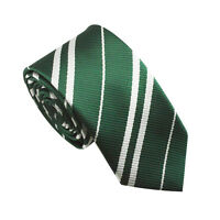 Mens Classic Diagonal Striped Tie Woven Jacquard Silk Men's Suits Ties Necktie