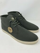 Clae Strayhorn Textile UK10.5 Lace Up Boot Green