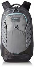 "Under Armour 1294719-001 Gray Backpack Hudson For 15"" Laptop Water Resistant"