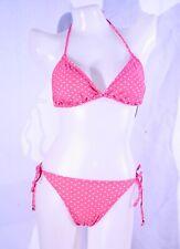 Ingear fashion women's Triangle top string bikini swimwear 2 pieces size M