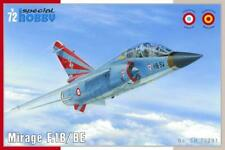 MIRAGE F.1 B/BE (FRENCH & SPANISH AF MKGS) #72291 1/72 SPECIAL HOBBY