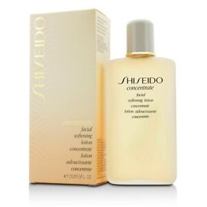 NEW Shiseido Concentrate Facial Softening Lotion 5oz Womens Skincare