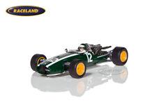 Cooper T81b Maserati V12 F1 GP Holland 1967 Jochen Rindt, Spark 1:43, S4806