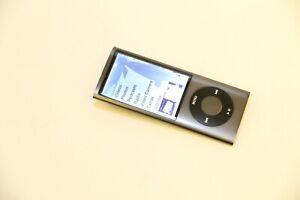 Apple iPod Nano 5-Gen Digital MP3 Media Music Audio LCD Player A1320 16GB Black