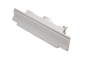 Ducted Vacuum CanSweep Automatic Dustpan White