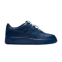 Nike AF1 QS (GS) Air Force 1 Navy Independence Day AR0688 400 Youth 4Y