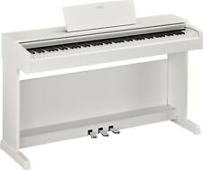 Yamaha YDP-143 WH weiß matt | Digital Piano | Epiano | elektrisches Klavier