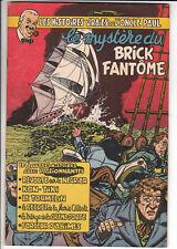 Oncle Paul n°5. Mystère du Brick fantôme. 1953 Neuf
