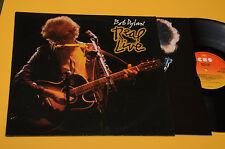 BOB DYLAN LP REAL LIVE OLANDA 1984 EX