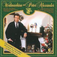 NEW Weihnachten Mit Peter Alexander (Audio CD)