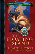 The Floating Island (Lost Journals of Ven Polypheme (Hardback))-ExLibrary