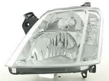 VAUXHALL  MERIVA 2003-2010 HEADLIGHT HEADLAMP  , LH LEFT PASSENGER SIDE NEAR N/S