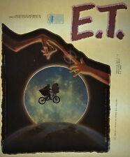 ET bike & hands scifi fantasy 70s 80s vintage retro tshirt print, NOS