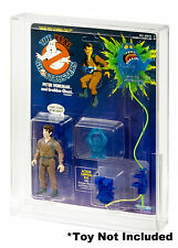 Real Ghostbusters Carded Figure A Acrylic Display Case
