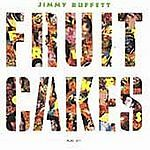 Jimmy Buffett CD Fruit Cakes VG++