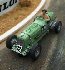 Probuild 1/32 slot car E.R.A. R1A PALE GREEN #32 R.Mays 29/9/34 1ST SHELSLEY MB