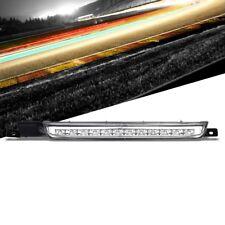 Chrome Housing Clear Lens LED Rear 3RD Third Brake Light For 07-09 Torrent