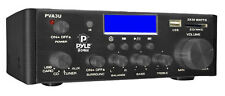 Pyle PVA3U 60 Watts/ Hi-Fi Mini Amplifier USB/SD Card Player